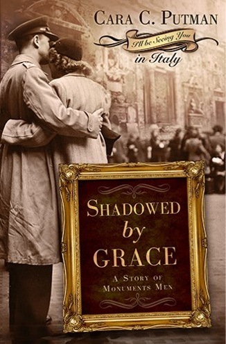 Shadowed by Grace cover