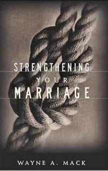 Strengthening Your Marriage - Cover